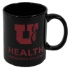Helix Block U Health Coffee Mug