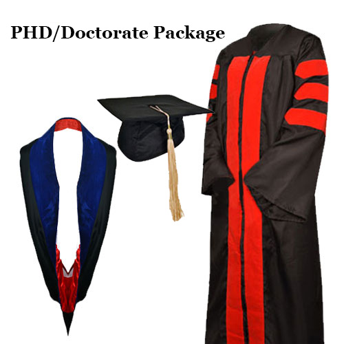 Image For University of Utah PhD-Doctor Package