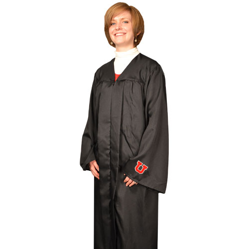 Image For University of Utah Bachelors Gown