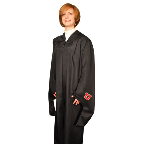 Image For University of Utah Masters Gown