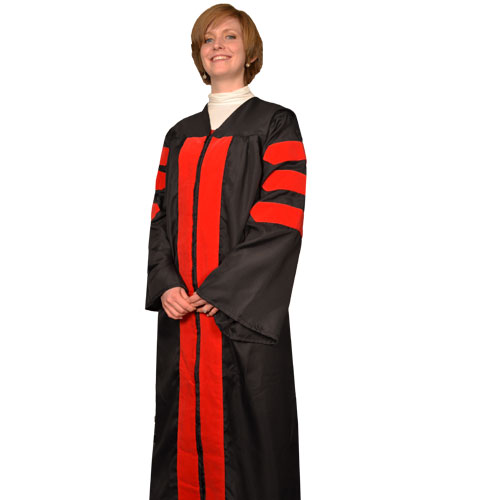 Image For University of Utah PhD/Doctor Gown