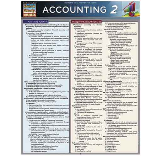 Image For Accounting 2 Barchart