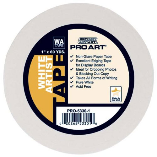 "Image For ProArt Artist Tape 3/4"" by 60 yards"