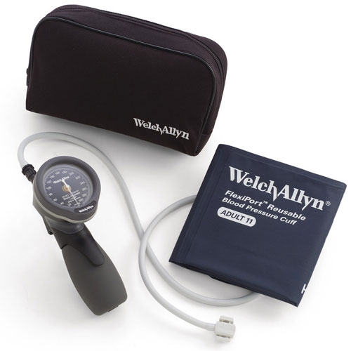 Cover Image For Welch Allyn Reusable Blood Pressure Cuff