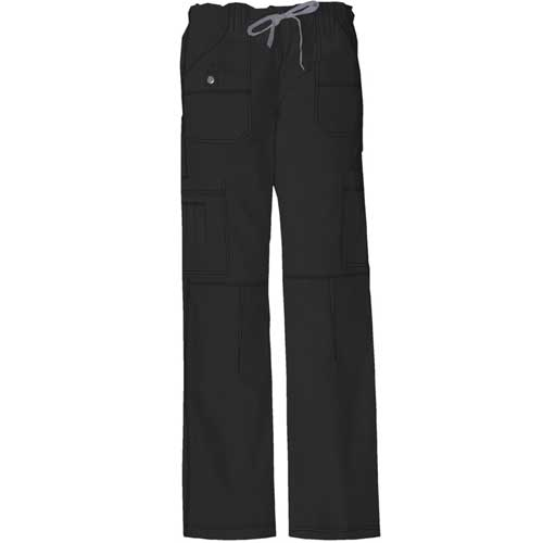 Image For Jr. Fit Low-Rise Drawstring Cargo Pants