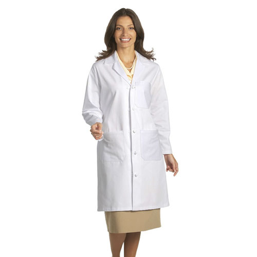 Image For Unisex Lab Coat-Recommended for Chemistry Class