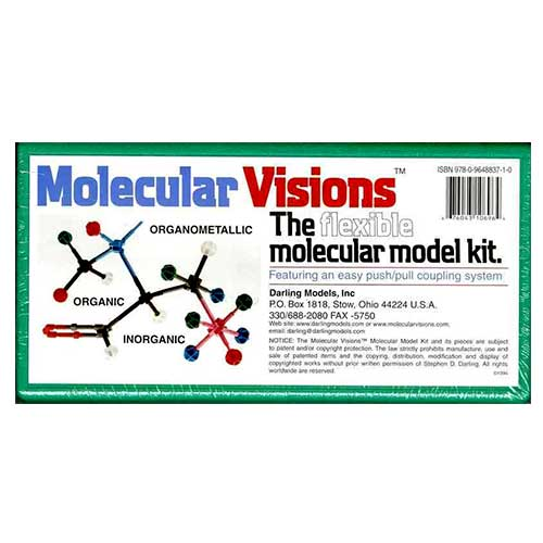 Image For Molecular Visions Model Kit