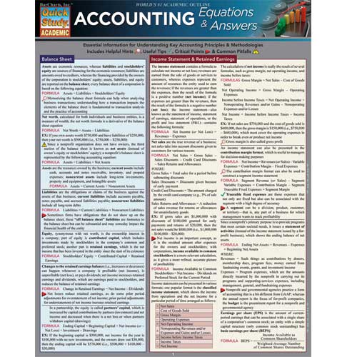Image For Accounting Equations BarChart