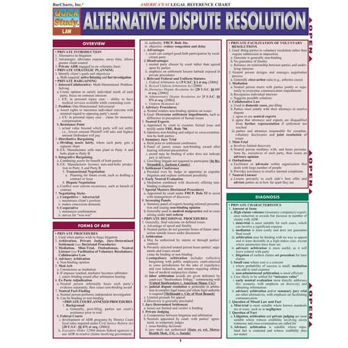 Image For Alternative Dispute Resolution