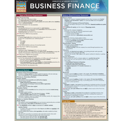 Image For Business Finance Barchart