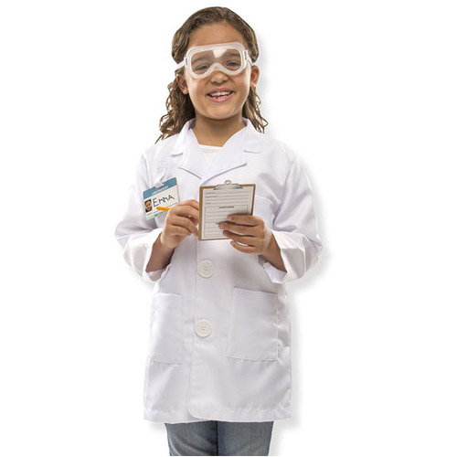 Image For Kids Scientist Role Play Kit