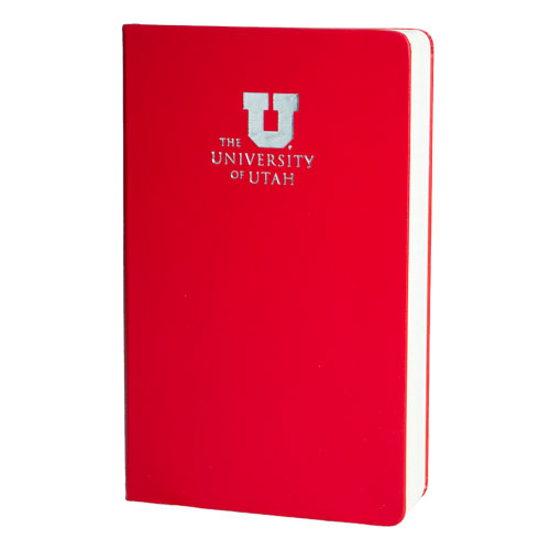 Image For University of Utah Red Moleskine Journal