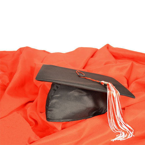 Image For University of Utah Graduation Cap