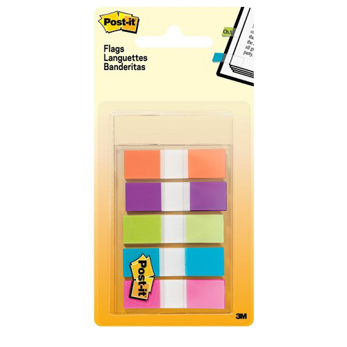 Image For Post-it Flags 100 Count