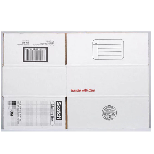 Image For Scotch 3M Mailing Boxes