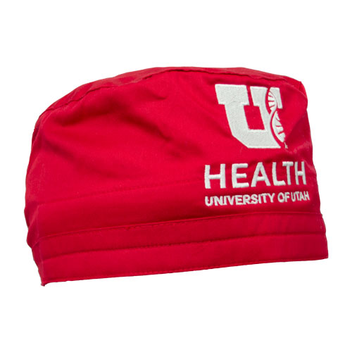 Image For University of Utah Health Scrub Cap