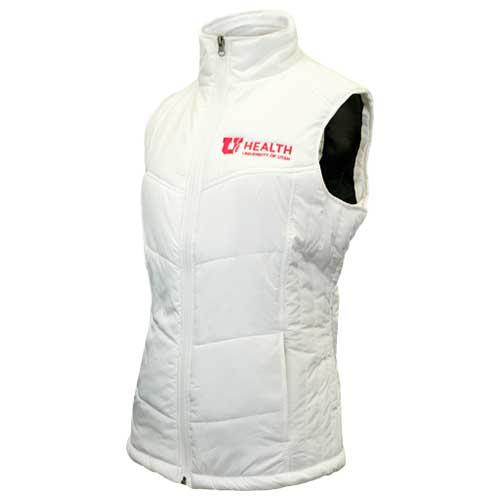 Image For University of Utah Health Women's Puff Vest