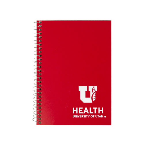 Image For University of Utah Health Notebook
