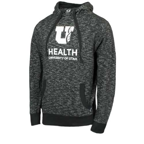 Image For University of Utah Health Helix Marled Hoodie