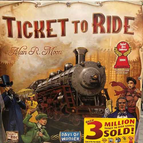 Image For Ticket to Ride