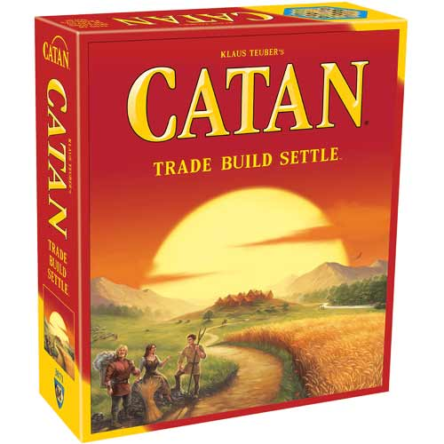 Image For Catan-Trade Build Settle