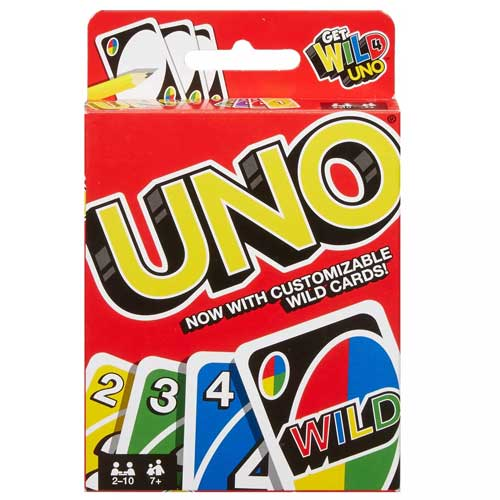Image For UNO Card Game