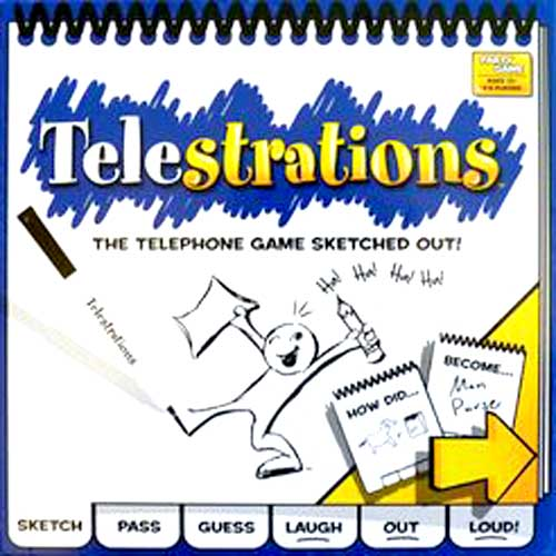 Image For Telestrations