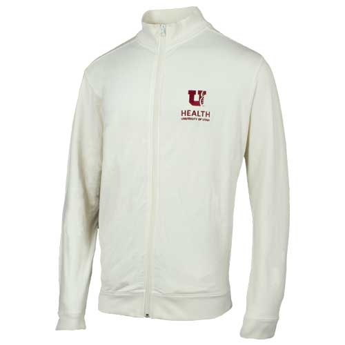 Image For University of Utah Health Horn Legend Full Zip Jacket