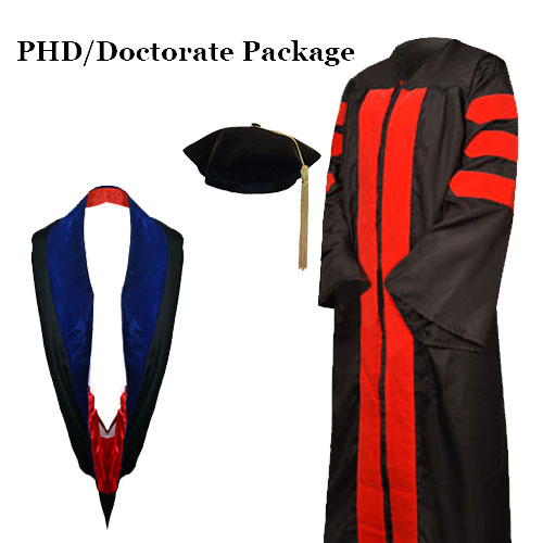 Image For University of Utah PhD-Doctor Tam Package