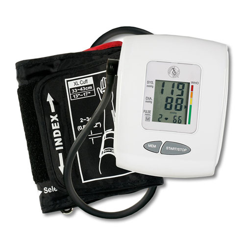 Cover Image For Healthmate® Digital Blood Pressure Monitor - Adult Large