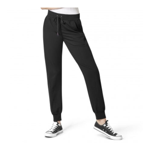 Image For Women's Cargo Jogger Scrub Pants
