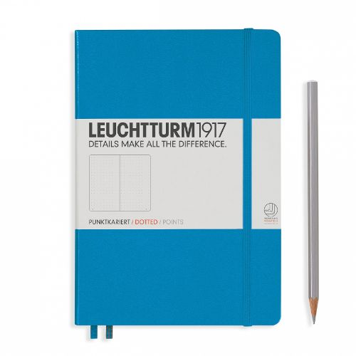 Image For Leuchtturm Dotted Notebook (A5) - Hardcover