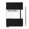 Cover Image for Leuchtturm Plain Notebook (A5) - Hardcover