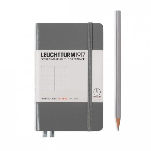 Image For Leuchtturm Dotted Notebook (A6) - Hardcover