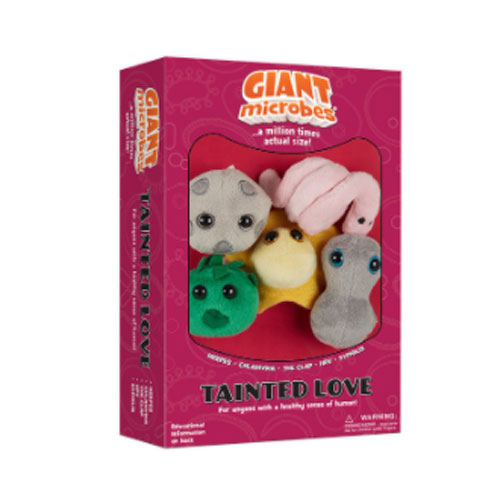 Image For Tainted Love Giant Microbes Gift Box