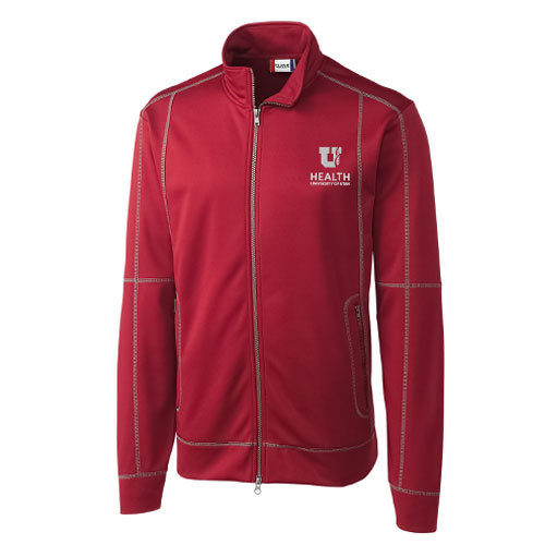 Image For University of Utah Health Full-Zip Helsa Jacket