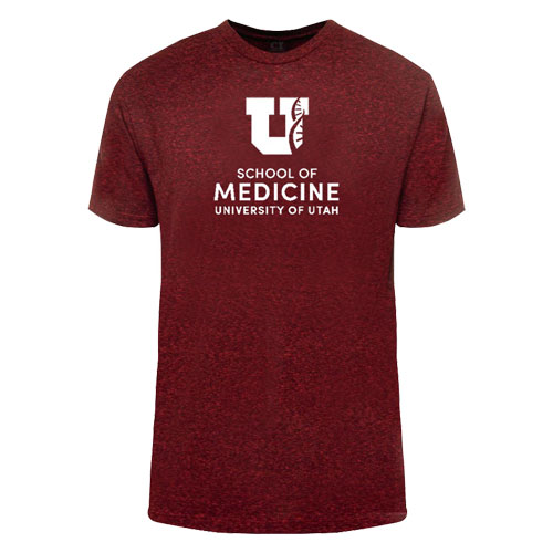 Cover Image For School of Medicine Heather Tee