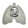 Cover Image for Human Lungs Lapel Pin