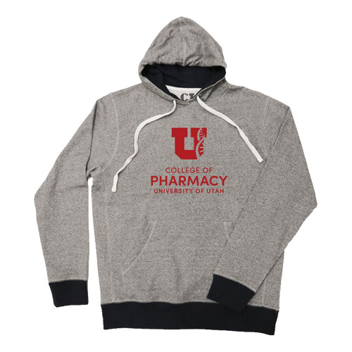 Image For U of U College of Pharmacy Speckled Hoodie