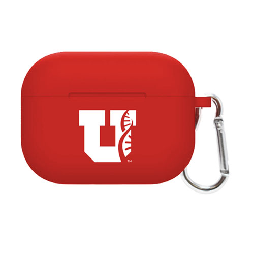 Image For U of U Health Airpods Pro Silicone Case Cover