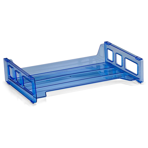 Image For Blue Glacier Letter Tray