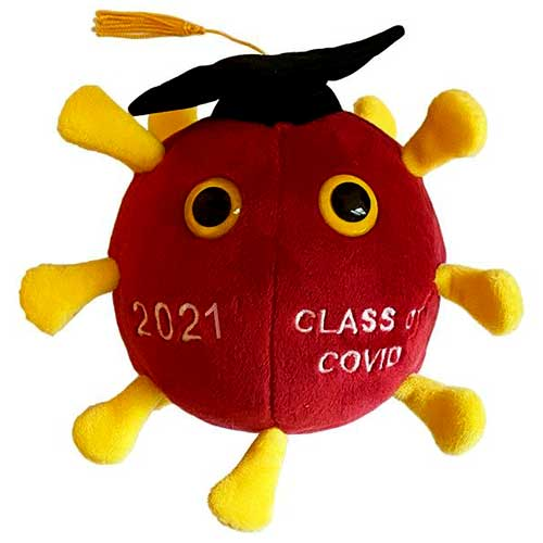 Image For Class of COVID 2021 Giant Microbe