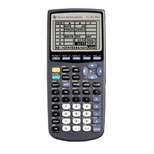 Image For TI-83+ Graphing Calculator