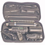Li-Ion 3.5v Coaxial Ophthalmoscope/Macroview Diagnostic Set
