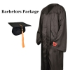 Image for U of U Bachelors Regalia Package