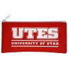 Image for University Of Utah Red Utes Pencil Case