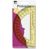 Image for Open Center Protractor 6-inch