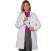 Image for Women's White Coat-Meta