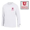 Image for University of Utah Health Champion Long Sleeve Shirt