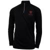 Image for University of Utah Health Quarter Zip Mens Pullover